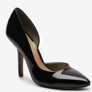 🐘 BCBG Paris Patent Leather Jazz Hee
